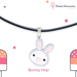 Charming Bunny Hop - ketting