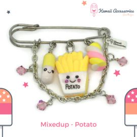 Mixedup limited edition - broche