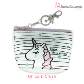 Unicorn Crush - Portemonnee