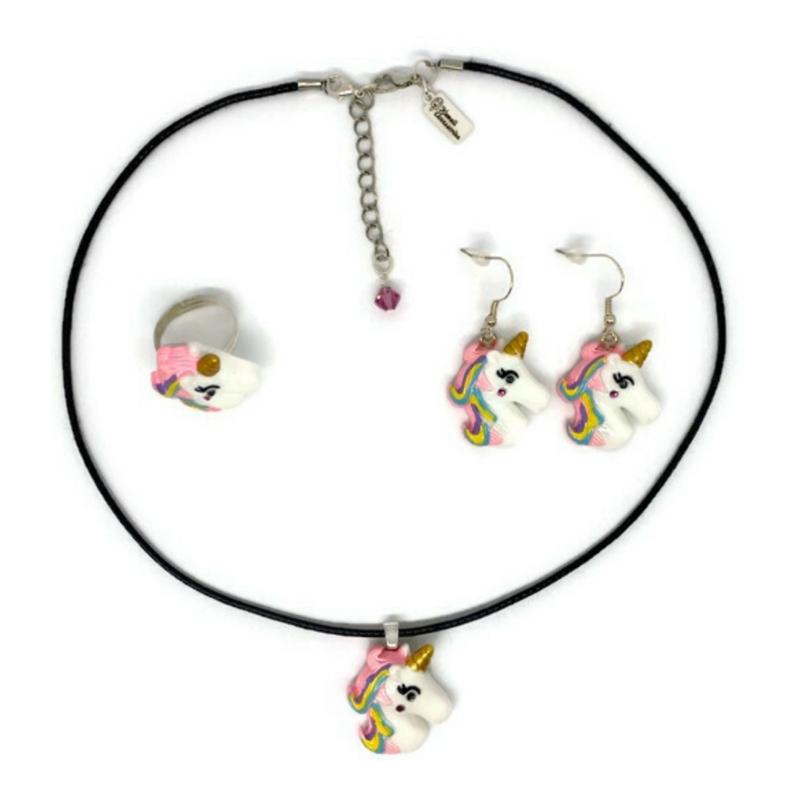 Unicorn Crush - Kawaii accessoire set
