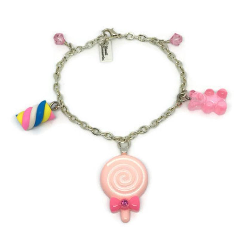 Sweet Tooth Charm - Kawaii bracelet