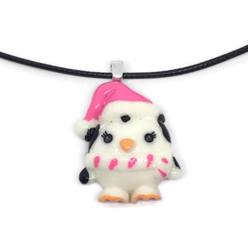 Penguin Love - Kawaii ketting