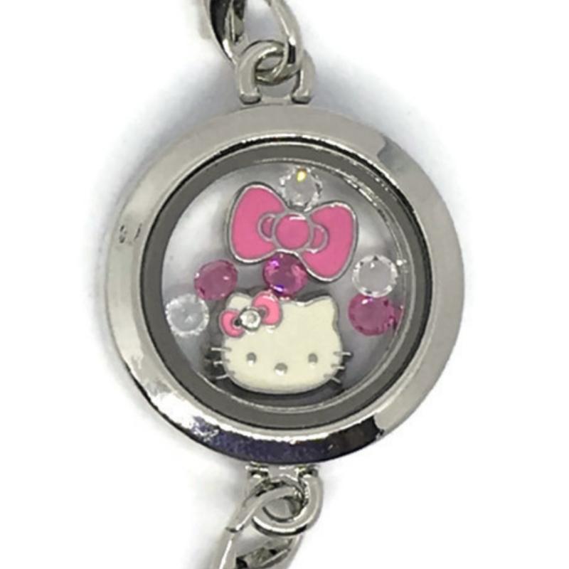 Hello Kitty Blush Locket - Kawaii armband