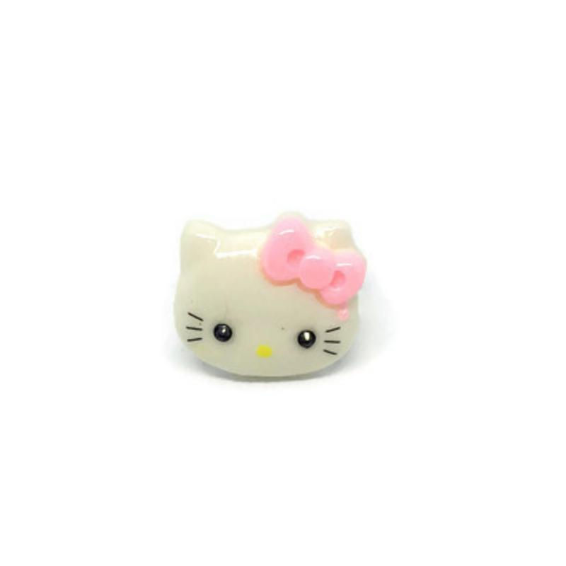 Hello Kitty blush - Kawaii ring