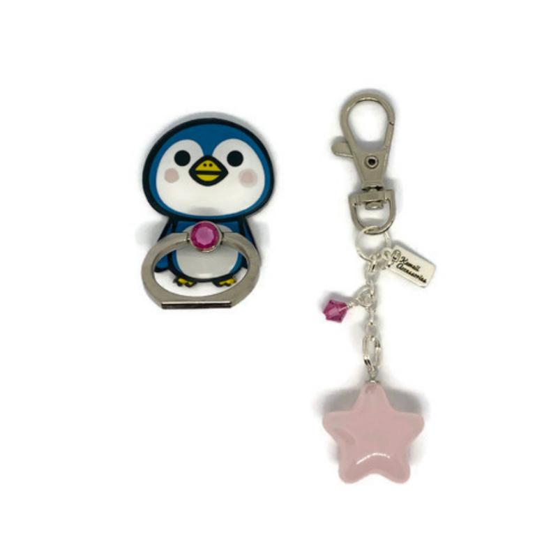 Penguin Love - Kawaii telefoon ring