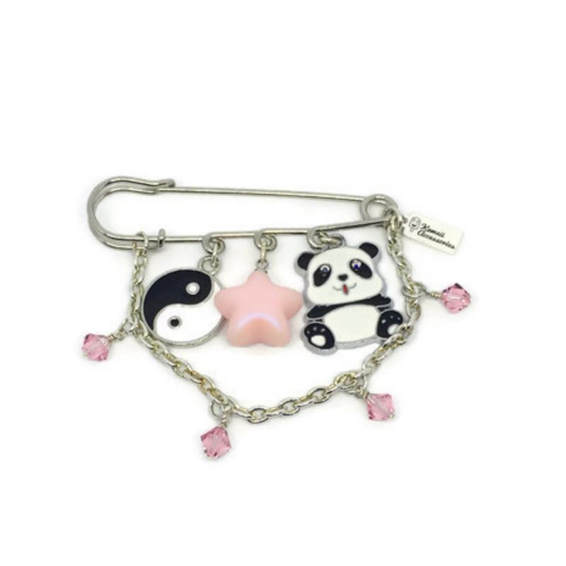 Charming Panda - Kawaii broche