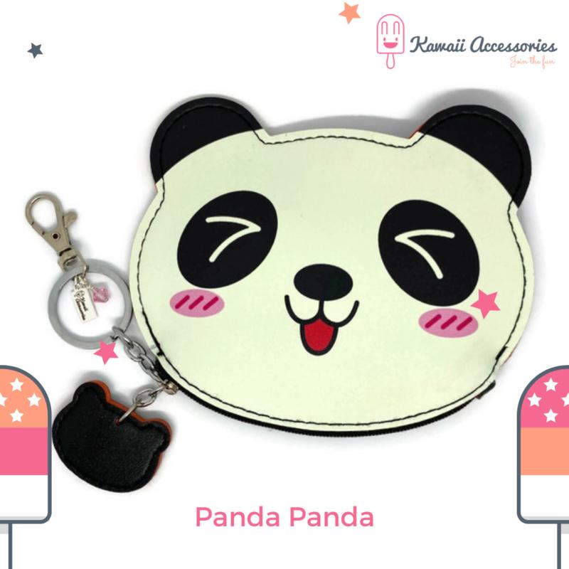 Charming Panda - Portemonnee