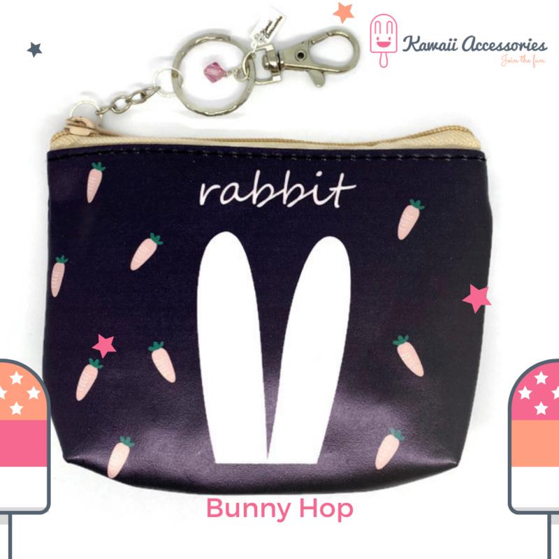 Bunny Hop - Portemonnee