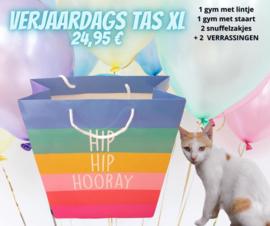Verjaardag tas  XL