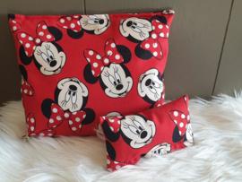 Snuffelzakje MEGA Minnie Mouse + gratis snuffelzakje
