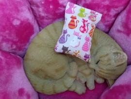 Snuffelzakje Pink (Geur naar wens)