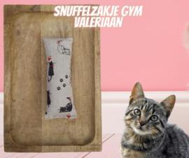 Snuffelzakje Gym Valeriaan