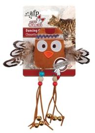 Whisker Dancing Owl
