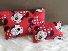 Snuffelzakjes XXL Minnie Mouse + GRATIS snuffelzakje