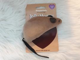 Jolly Moggy Natural Wild Speelmuis (met catnip)
