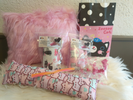 Roze Cadeaupakket