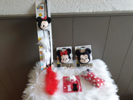 Mickey en Minnie Mouse  Cadeauset