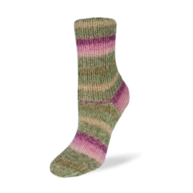 Rellana Flotte Socke 4f. Recycelt - 1582