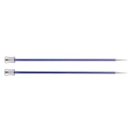 KnitPro Zing Breinaalden met knop 40cm 4.50 mm