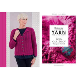 YARN The After Party nr.48 - Posy Cardigan