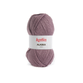 Katia Alaska 37 - Medium bleekrood