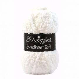 Scheepjes Sweetheart Soft 020 Wit