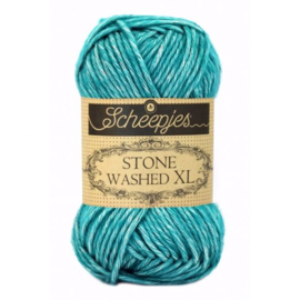 Stonewashed XL 855 Green Agate
