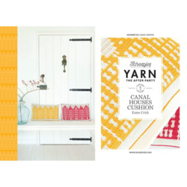 YARN The After Party nr.80 - Canal Houses Cushion