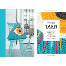 Yarn the afterparty 82 -Bright Sight Cushion