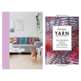 YARN The After Party nr.47 - Diamond Sofa Runner