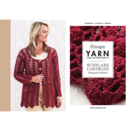 YARN The After Party nr.90 - Sunflare Cardigan