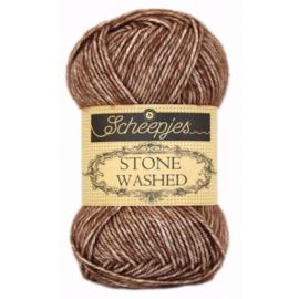 Scheepjes Stonewashed 822 Brown Agate