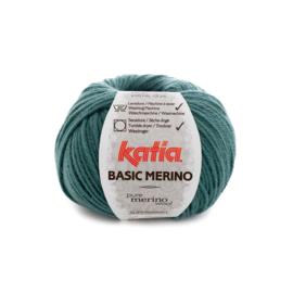 Katia Basic Merino 78 - Smaragdroen