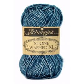 Stonewashed XL 845 Blue Apatite