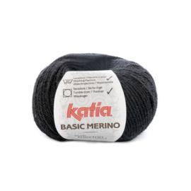 Katia Basic Merino 2 - Zwart