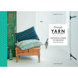 YARN The After Party nr.50 - Honeycomb Cushion