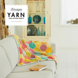 yarn after party 42- the confetti blanket - patroon