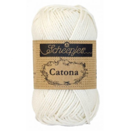 Catona 105 Bridal White