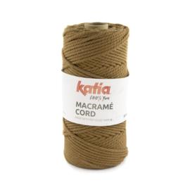Katia Macramé Cord 113 Bruin