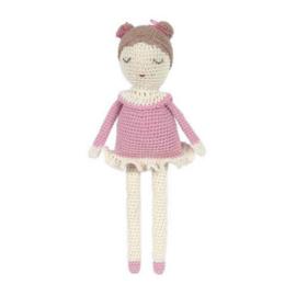 Cynthia Doll Tuva haakpakket amigurumi