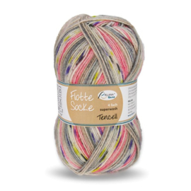 Rellana - Flotte Socke Tencel - 1593
