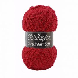 Scheepjes Sweetheart Soft 016 Rood