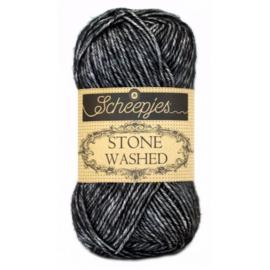 Scheepjes Stonewashed 803 Black Onyx