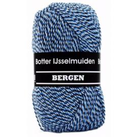 Botter IJsselmuiden Bergen Blauw, Zwart, Grijs - 082