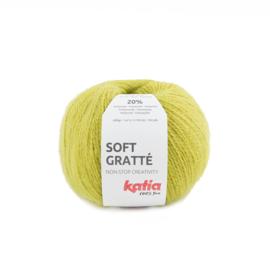 Katia Soft Gratté 62 - Citroengeel
