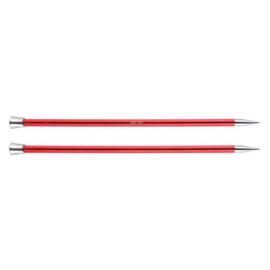 KnitPro Zing Breinaalden met knop 40cm 9.00 mm