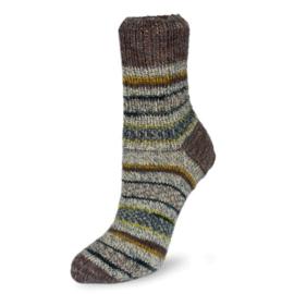 Rellana Flotte Socke 4f. Perfect Jacquard - 1145