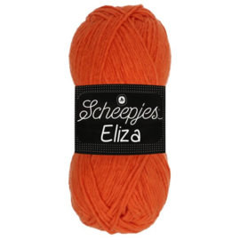 Scheepjes Eliza - 238 Orange ochre
