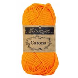 Scheepjes Catona 281 Tangerine
