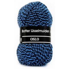 Botter IJsselmuiden Oslo Blauw, Zwart - 096